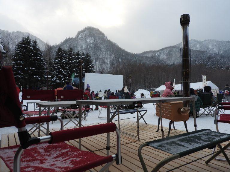 定山渓ウィンター・キャンプ・フェスティバルのイメージ写真